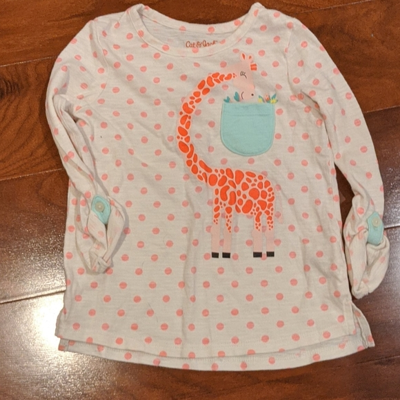 """NWT Cat /& Jack Baby Toddler Boys Shirt /""""Thankful For Today/"""" Yellow 12Months 5T"""